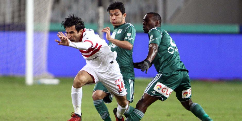 المصرى يواجه الداخلية في الجولة الـ30 بالدورى المصري