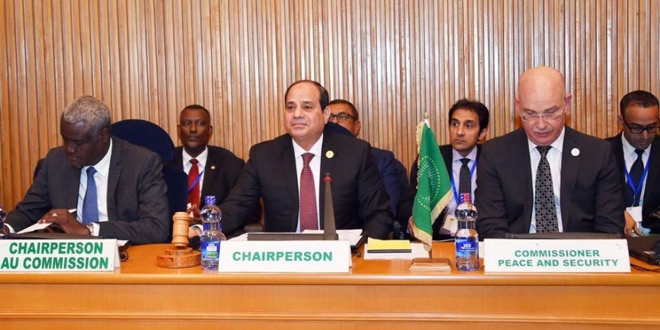 صحيفة موريتانية: إعادة انتخاب السيسي مكسب جديد للعرب والمسلمين