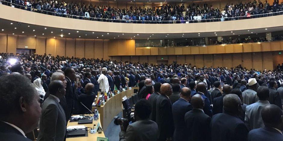 عاجل| مصر ترأس الاتحاد الإفريقي في 2019