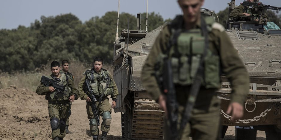 إسرائيل تستهدف 6 مواقع تابعة لحركة حماس في قطاع غزة