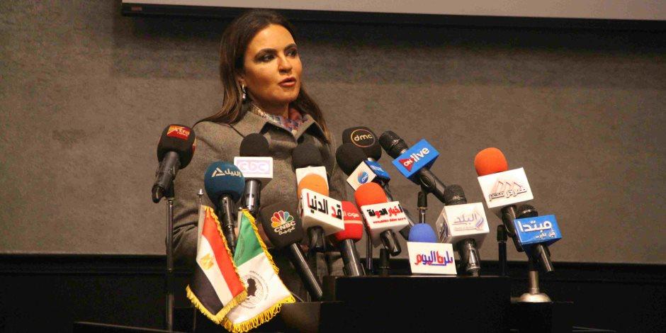 سحر نصر: قانون سوق المال جاء ليتواكب مع متطلبات الاقتصاد المصري
