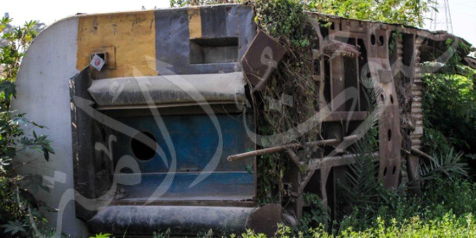 التوربيني هتك عرض أطفال الشوارع.. وشبحه اغتصب السكك الحديدية في شبرا (صور)
