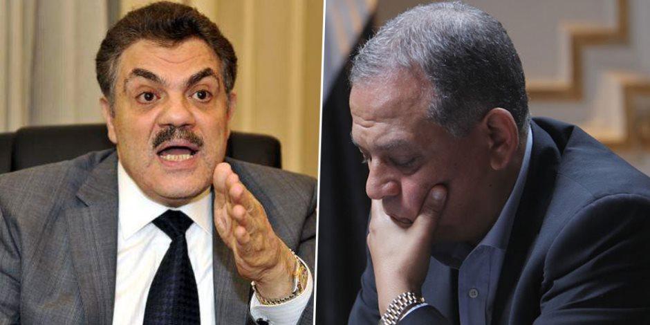 """بركات """" البدوى"""" تحل على محمد أنور السادات بالسباق الانتخابي"""
