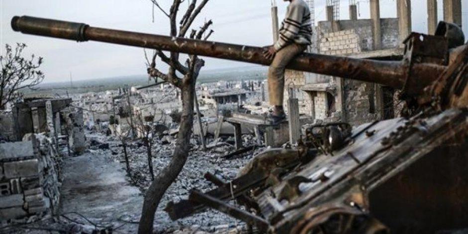 سوريا بين استمرار إجلاء المسلحين من الغوطة وتواصل الاشتباكات بين الأكراد وقوات أردوغان في عفرين