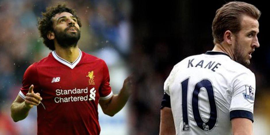 صلاح وكين في قائمة المرشحين لجائزة أفضل لاعب بالدوري الإنجليزي