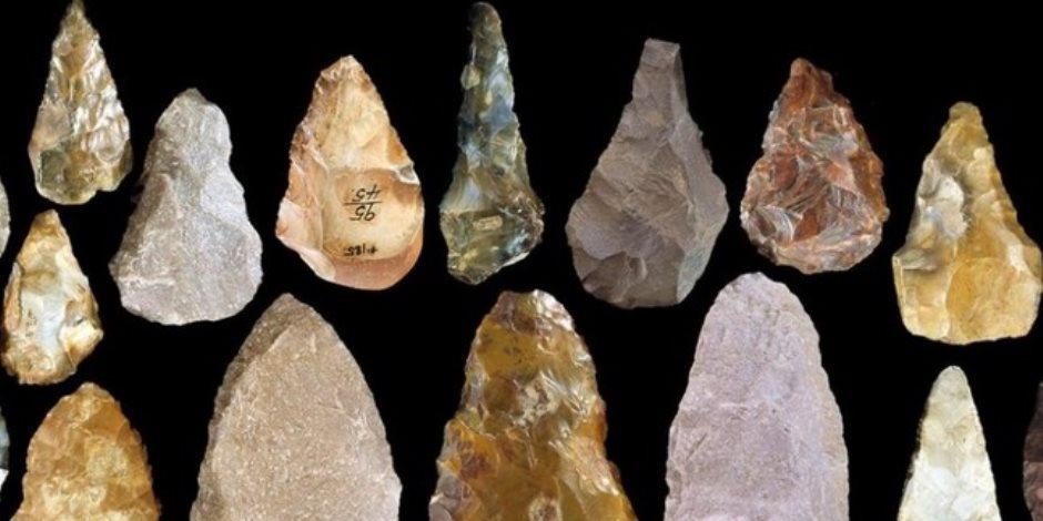 385 ألف سنة شاهدة على أدوات حجرية فى الهند