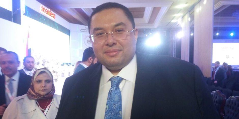 وكيل محافظ البنك المركزي: تحويل مصر إلى مركز  إقليمي في صناعة التكنولوجيا المالية