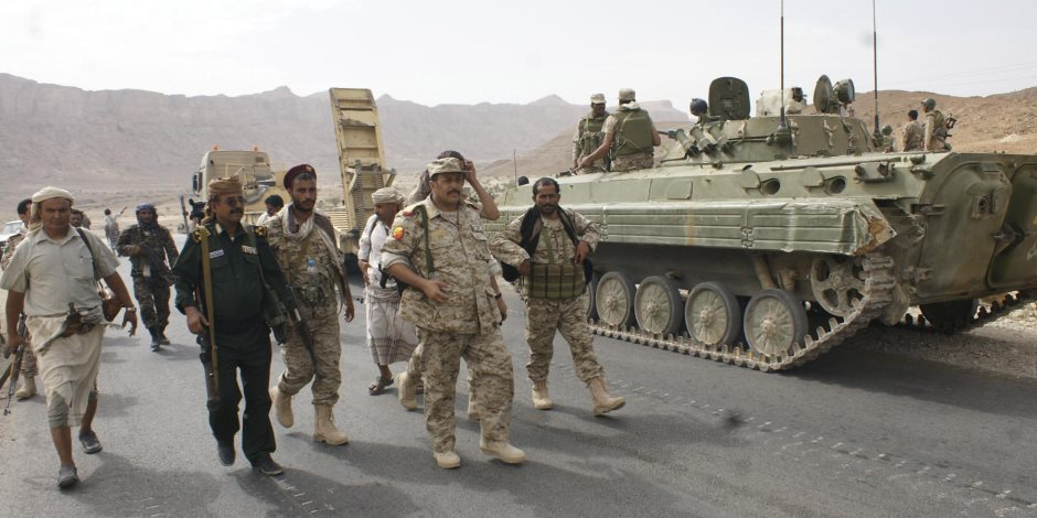 الجيش اليمني يبدأ عملية عسكرية واسعة لتحرير مناطق في محافظة البيضاء