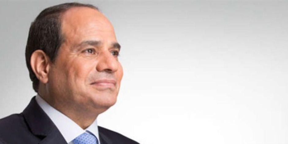 """""""مستقبل وطن المنوفية"""" :زيارة الرئيس السيسي لمشروعات بورسعيد ثمار جهد 4 سنوات"""