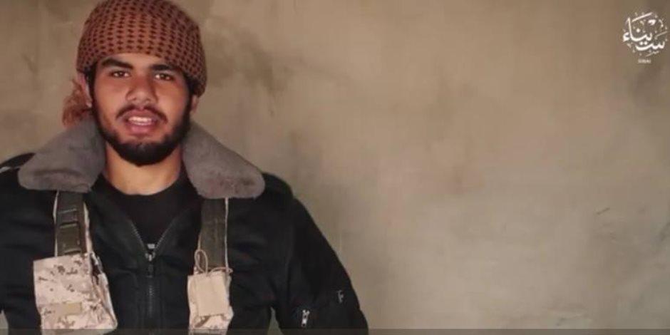 عمر ابراهيم الديب.. داعشي في سيناء ادعت الإخوان اختفاءه قسريا