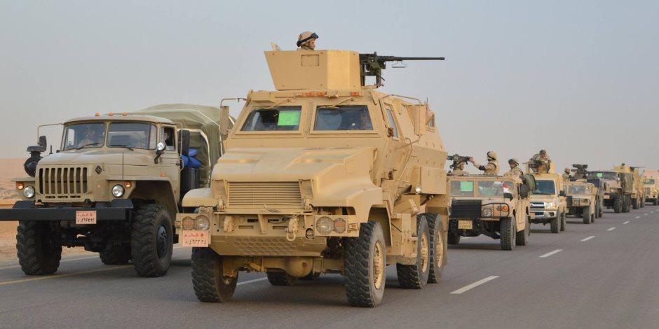 العملية سيناء 2018.. القوات المسلحة: مقتل 30 تكفيريا وتدمير 437 وكرا للعناصر الإرهابية