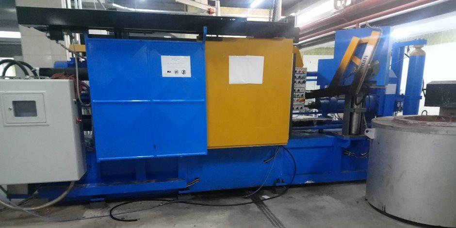 أول مصنع لصهر وتشكيل المعادن من نوعه في مصر متوقف عن العمل بسبب ورقة تأمينات (صور)