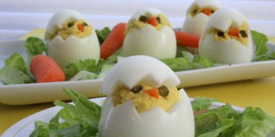 """""""الخير كتير والحمد لله"""".. مصر تنتج 12 مليار بيضة سنويا"""