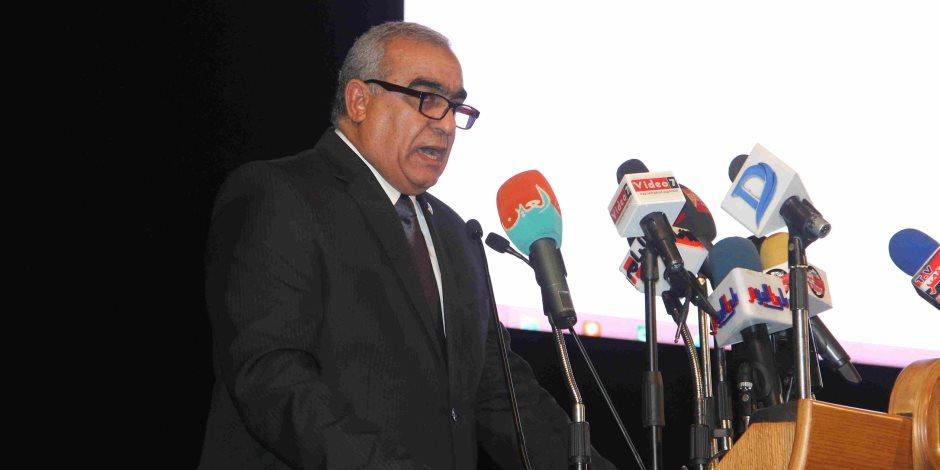 حماة الوطن يعقد مؤتمره العام الأول ويعلن دعمه السيسي في الانتخابات الرئاسية (صور)