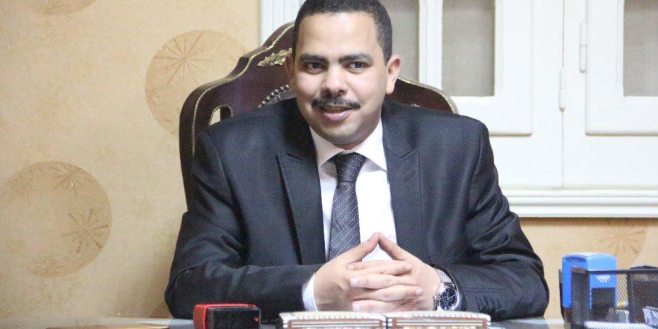 """أحمد شيبه يحيي احتفالية """"مستقبل وطن"""" لدعم السيسي بالإسكندرية"""