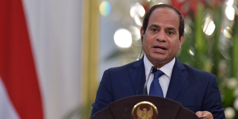 الكلمة الكاملة للسيسي أمام قمة الصين - أفريقيا: مصر ستظل داعمة لجهود التعاون الدولي