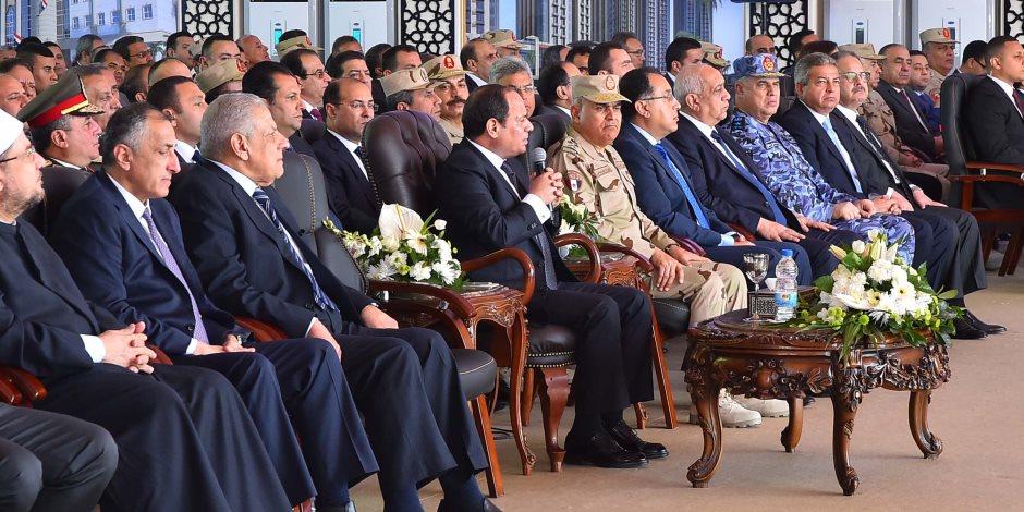 مستقبل وطن ينظم صالون ثقافي حول العملية الشاملة سيناء 2018 بكفر الشيخ