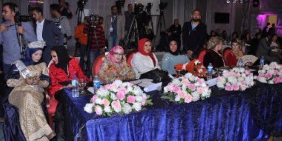 مسابقة ملكة جمال المحجبات تعلن دعمها للجيش المصري في حربه على الإرهاب