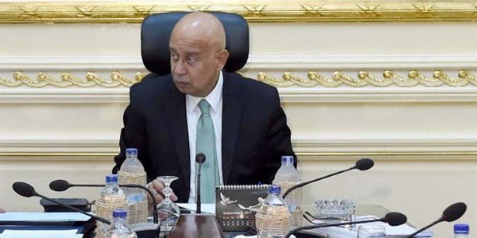 شريف إسماعيل يستقبل رئيس المجلس القومي لحقوق الإنسان
