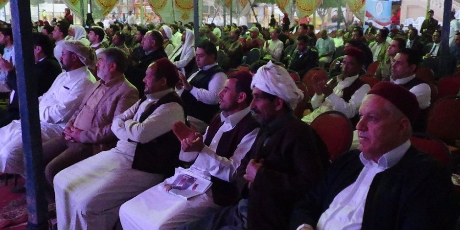 "انطلاق مؤتمر دعم ""السيسي"" بمطروح بحضور رئيس حزب مستقبل وطن  (صور)"