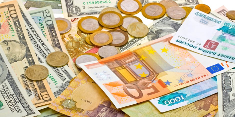 أسعار العملات اليوم الثلاثاء 24-4-2018 فى مصر