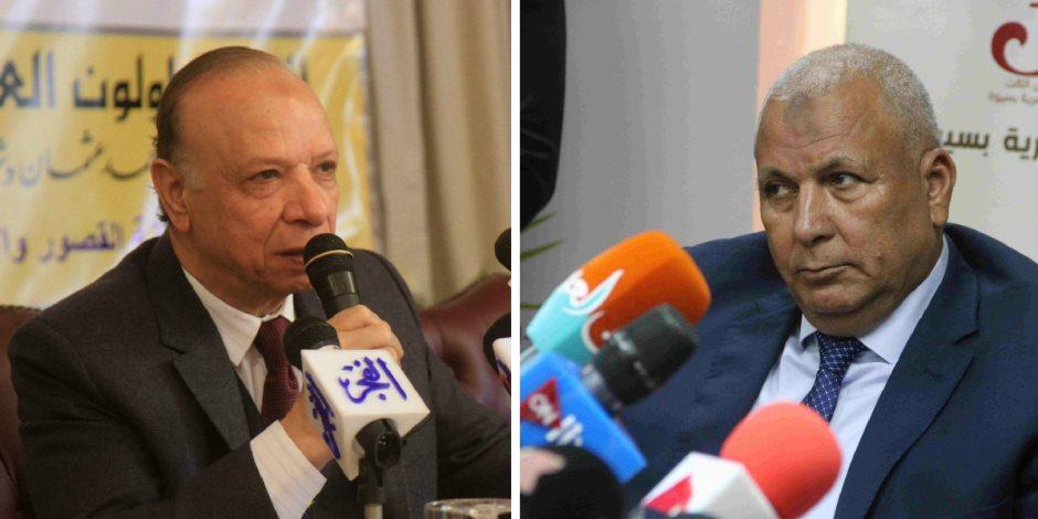 """عاطف عبدالحميد vs """"الزملوط"""".. """"الوادى الجديد"""" تستصلح الأراضي ومبانى القاهرة آيلة للسقوط"""