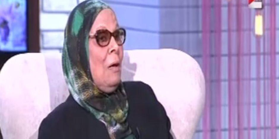 آمنة نصير : الشعب المصري هو ثروة الدولة ولا يعرف الهزيمة