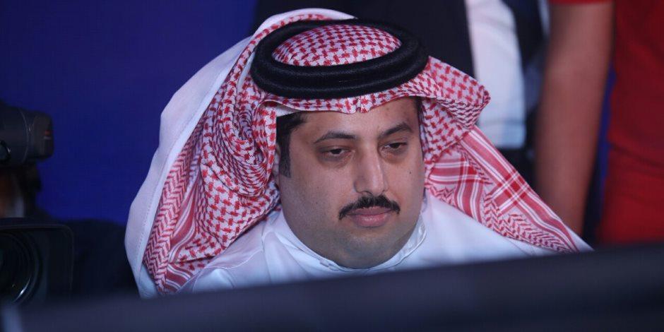 """تركى آل الشيخ يعلن الانسحاب من مصر وبيع لاعبى بيراميدز وشقته بفندق """"الفور سيزون"""""""