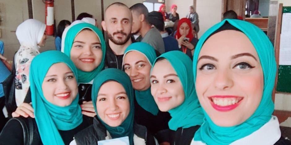 تكريم جامعة طنطا في الملتقى الـ 24 لتدريب طلاب الجامعات العربية