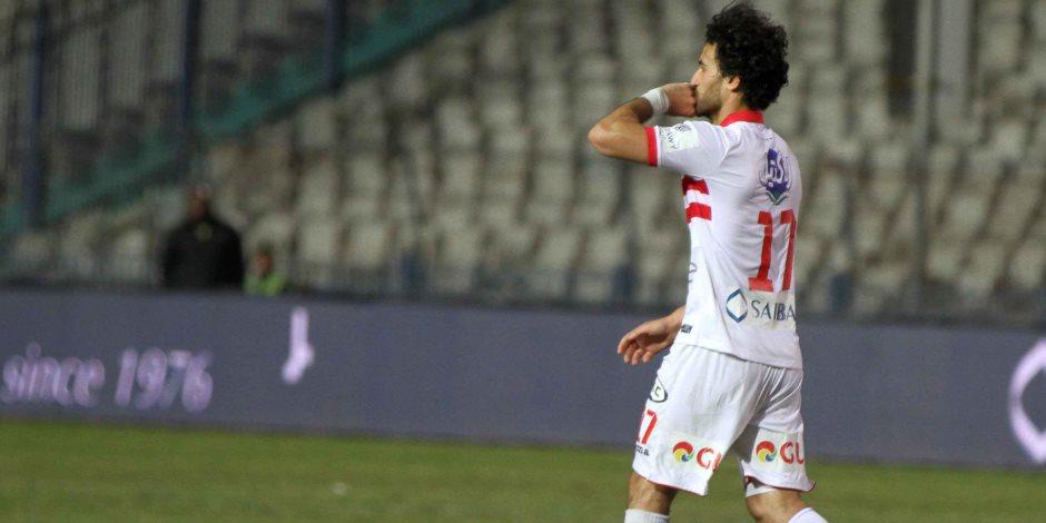 باسم مرسي يشكو الأخوين «حسن» لـ «الفيفا»: يعتدون على اللاعبين بالفاظ خارجة