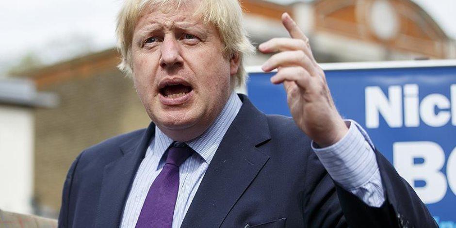 جونسون يدعو الى خروج بريطانيا «بشكل كامل» من الاتحاد الجمركى الاوروبي