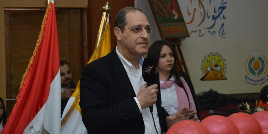جامعة المنصورة تحتفل بمرور 800 عام على وجود الفرنسيسكان بمصر