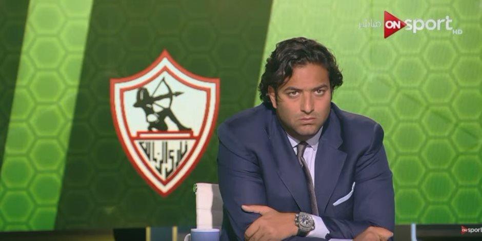 أول قرار من on sport على التسريب: استبعاد ميدو ومجدي عبد الغني