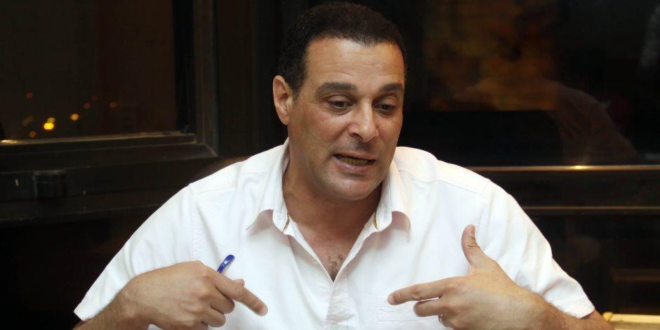 عصام عبد الفتاح: لم نتلقى رسائل من الزمالك للاعتراض على محمود عاشور