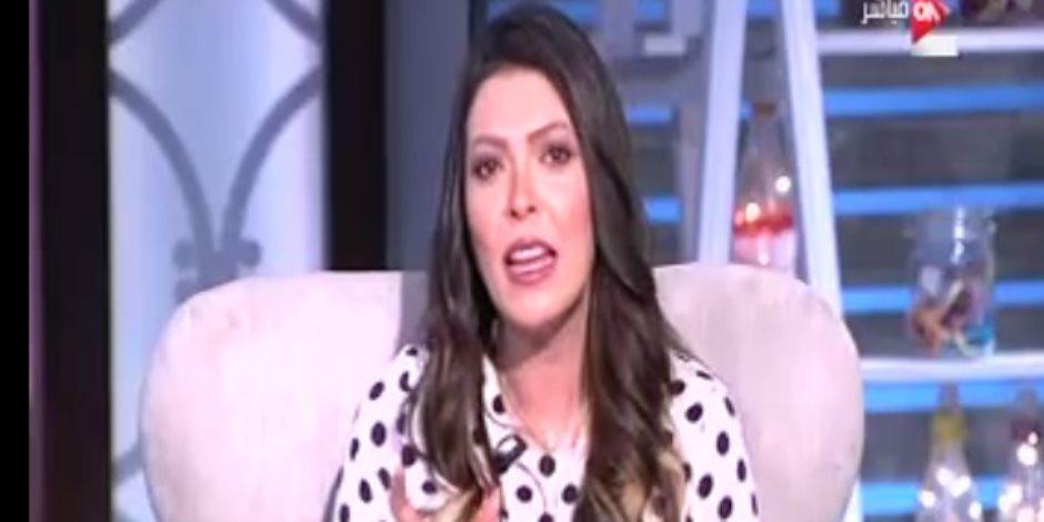 """شريهان أبو الحسن عن احتفال اليوم السابع بـ10 سنوات بـ""""on E"""": هو المرجعية لنا كإعلاميين"""