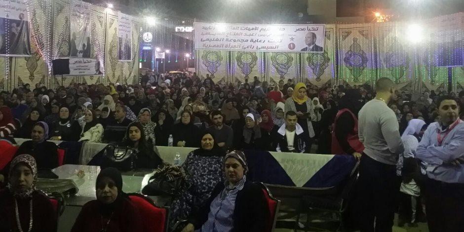 حملة مواطن تكرم الأمهات المثاليات بالإسكندرية (صور)