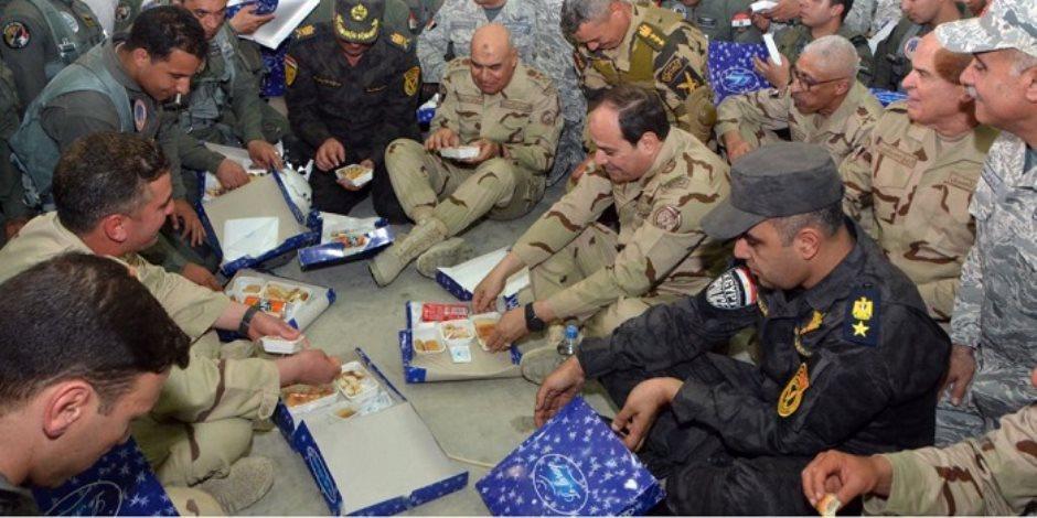 «حتى الأطفال».. المصريون يتسابقون في التبرع من أجل تعمير سيناء
