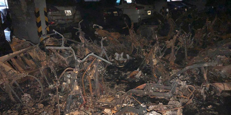 13 قتيلا و12 مصابا جراء حريق داخل مبنى في فيتنام (صور)