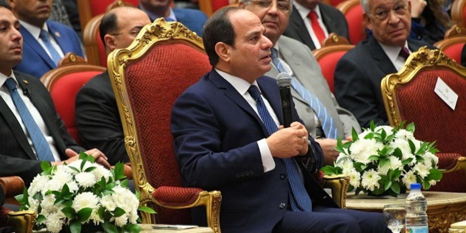 الرئيس السيسي يحضر السبت أول جلسة رسمية للمجلس الأعلى للجامعات