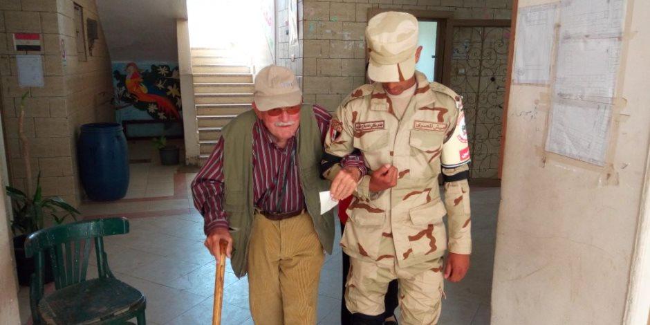 مقاتل سابق بالقوات المسلحة: أبناء الجيش والشرطة أولاد أصول (فيديو)