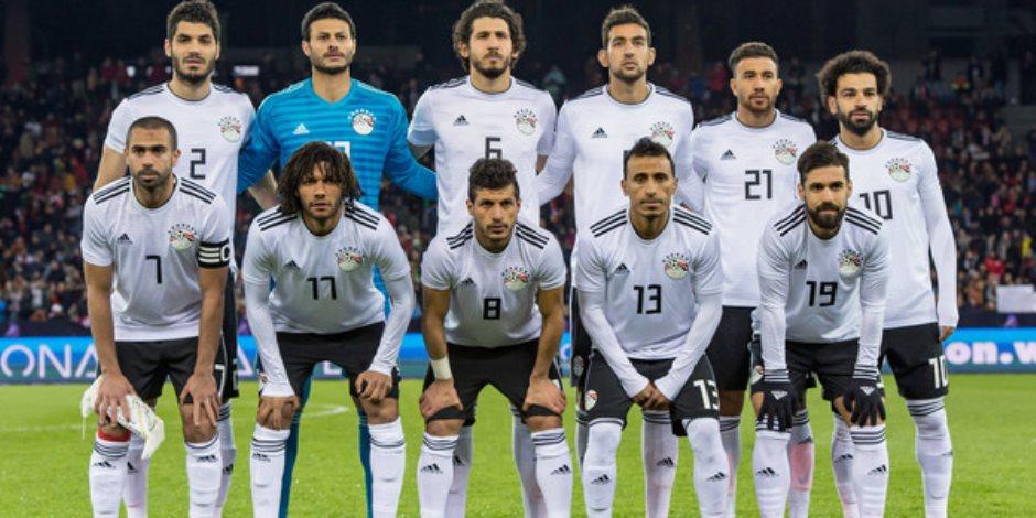 تشكيل منتخب مصر أمام كولومبيا.. مروان محسن يقود الهجوم واستبعاد الننى