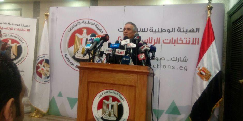 المتحدث باسم الهئية الوطنية للانتخابات يكشف حقيقة تصويت الفنان حسين فهمي مرتين