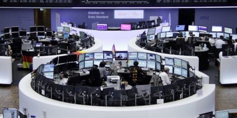 الأسهم الأوروبية ترتفع مع انحسار مخاوف الحرب التجارية