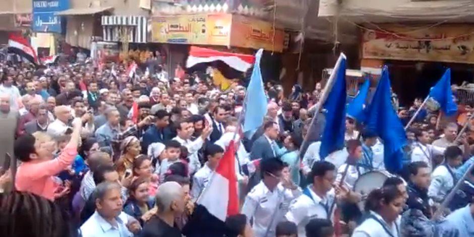 """في اليوم الثاني للانتخابات الرئاسية..  دبلوماسيون عرب لـ"""" صوت الأمة"""": المصريون أحبطوا مخطط وكالات الأنباء العالمية"""