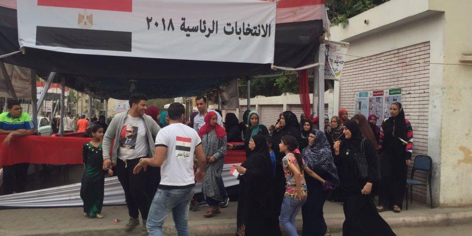 المتحدث باسم حملة مواطن: إقبال المواطنين على الإدلاء بأصواتهم في دار السلام (صور)