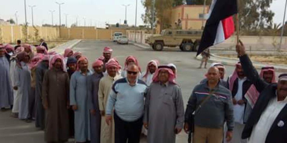 برلمانى: أهالى شمال سيناء أدوا دورًا وطنيا في الانتخابات
