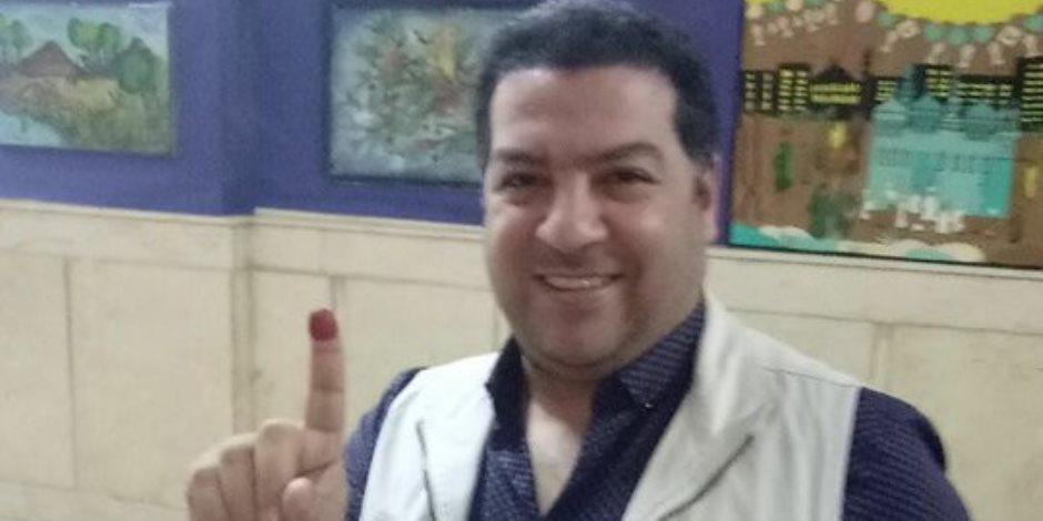 رئيس مجوعة فالكون: المصريين على درجة كبيرة من الوعى بأهمية الانتخابات الرئاسية