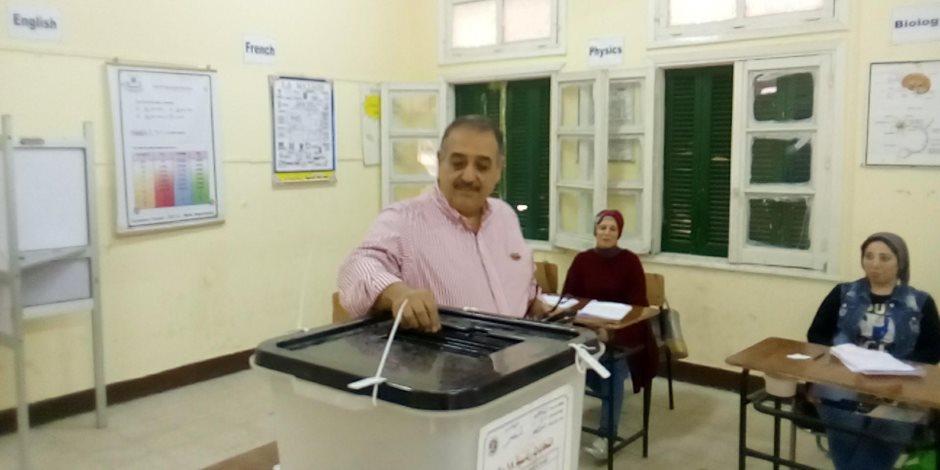 المجلس العربي لحقوق الإنسان: المصريون أفشلوا محاولات تشويه الانتخابات