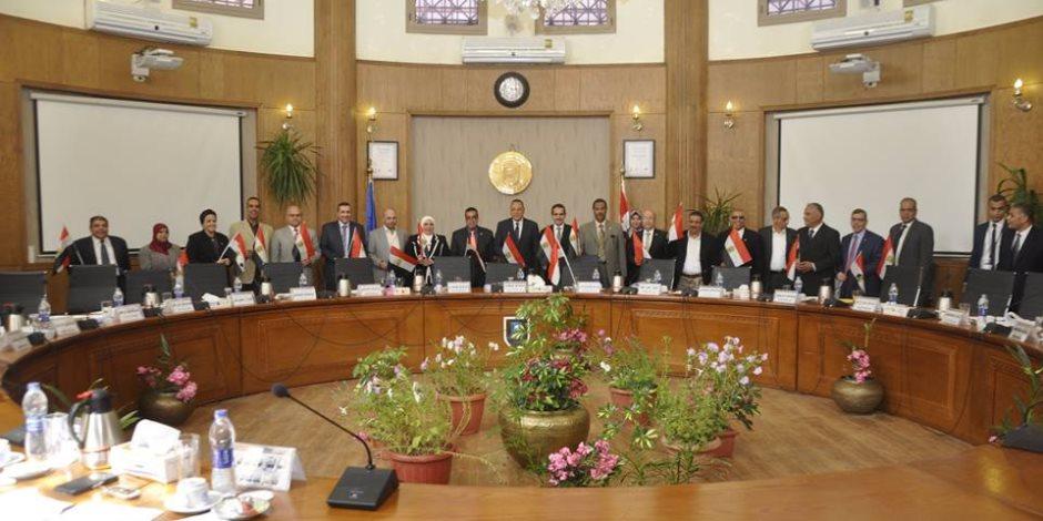 رئيس جامعة القناة: الانتخابات الرئاسية أثبتت أن شعب مصر على قلب رجل واحد