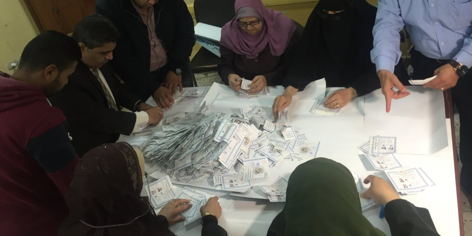 النتائج الأولية للانتخابات الرئاسية.. الفيوم: السيسي 732 ألف صوت وموسى مصطفى 25 ألف